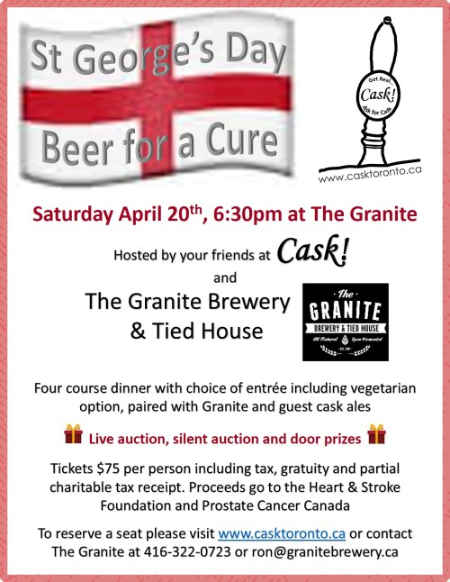 Beer for a Cure poster 2019a